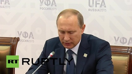 Russia: Putin talks labour conditions with BRICS trade union leaders