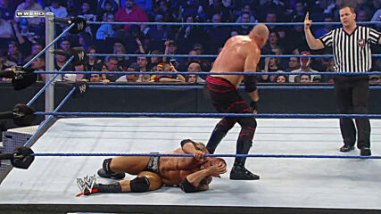 Batista vs. Kane: SmackDown, Nov. 27, 2009 (Full Match)