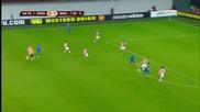 Динамо москва 3 - 1 Андерлехт ( 26/02/2015 ) ( лига европа )
