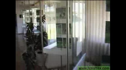 Стадион Нафтекс - Залите На Стадиона