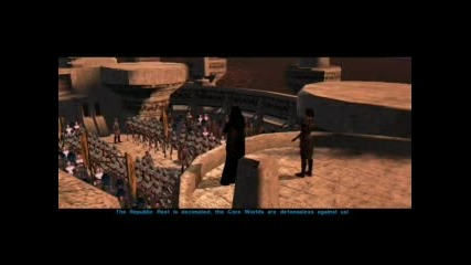 Star Wars Kotor I (Dark Side Ending)