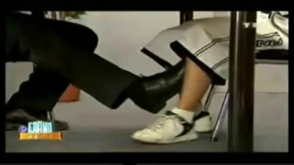 Най-палавия крак на света