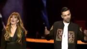 Viki Miljkovic i Beca Fantastic - Srce koje voli - Tv Prva 08.04.2018