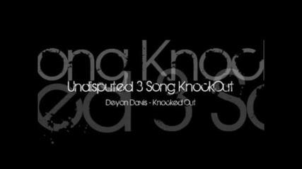 Зверски надъхваща песен | Deyon Davis - Knock Out