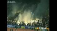 Levski Sofia Ultras, Season 2008 2009, 1st Half