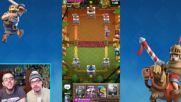Clash Royale - ШАНТАВ DECK ОТВАРЯМЕ CHESTA : Non-Stop Gaming