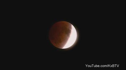 15 Юни 2011 - Пълно лунно затъмнение