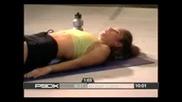 Фитнес програма P90x- Гърди и гръб