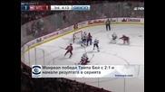 """""""Монреал"""" намали на 1-2 резултата в серията срещу """"Тампа бей"""" в НХЛ"""