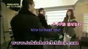 Бг субс!reina Blick with Tokio Hotel 12.4.2011
