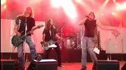 Shakra - Live Brienzee Rock Festival 2009 - Why