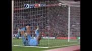 25.04 Манчестър Юнайтед - Тотнъм 5:2 Кристиано Роналдо втори гол