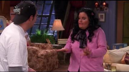 Friends / Приятели - Сезон 6 Епизод 16 - Bg Audio - | Част 1/2 |