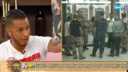 """На кафе"" за номинираните Шефа,Златков и Дани Милев- VIP Brother 2017"
