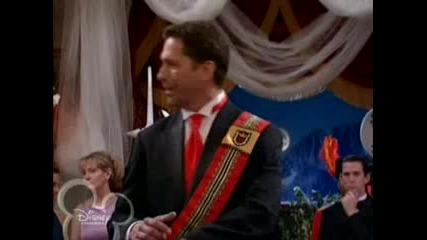 Корабните приключения на Зак и Коди - Епизод 13 - Мади На Борда