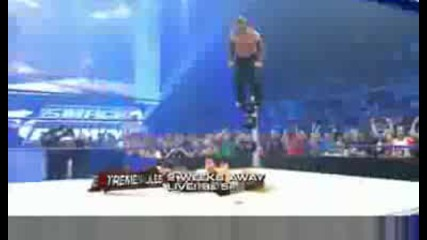 Extreme Rules 2009 Jeff Hardy vs Edge Promo