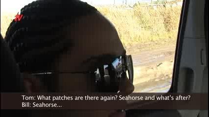 Tokio Hotel Tv - Морски кончета и кошмари по пътя към Африка [02.09.2009]