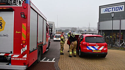 Netherlands: Police say explosion at COVID-19 test centre intentional