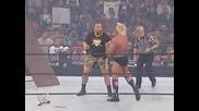 W W E Royal Rumble 2004 Дъдлитата с/у Батиста и Рик Светкавицата