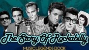 The Story of Rockabilly Vol.1 - Music Legends Book