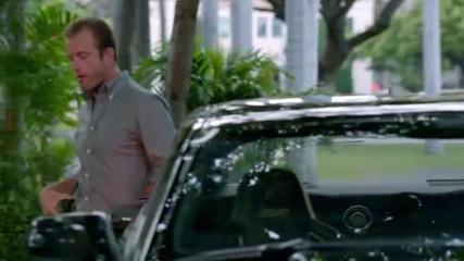 Хавай 5 - 0 Сцената с новодошлата кола