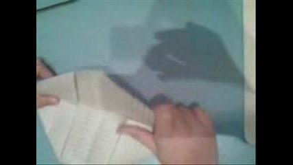 Как Да Си Направим Пукало От Хартия