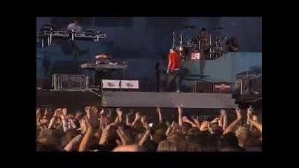 Linkin Park - Live @ Rock am Ring 06.06.2004 - 11 - Numb