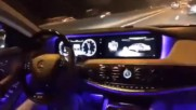 The Best Interior Mercedes-benz S500 - Amg Driving