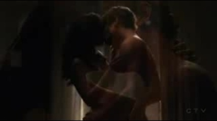 Gossip Girl - Blair And Nate - Sex Scene- Apologize-1x10