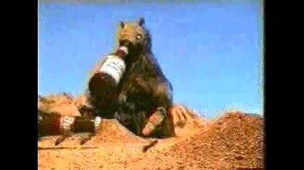 Реклама - Budweiser Мравояд