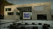 Реклама на шоколад Ritter