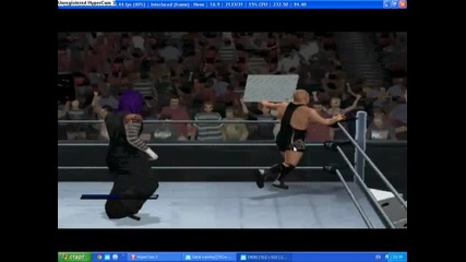 Smackdown Vs Raw 2011 Road To Wrestlemania Part 1