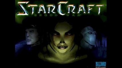 Starcraft Soundtrack - Main Menu