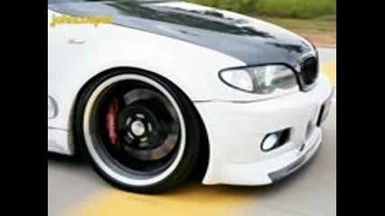 Bmw E46 - Carbon White