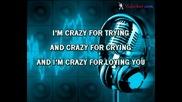 Patsy Cline - Crazy (karaoke)