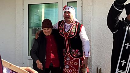 kukeri selo kaloqnovo 2018