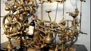 Изумителна машина за наливане на вино