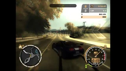 Need For Speed Most Wanted Епизод 10