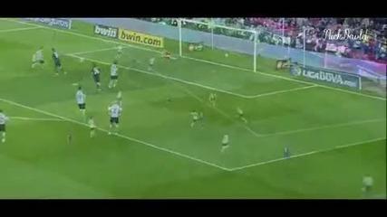 Cristiano Ronaldo vs Lionel Messi - 2010 Hd