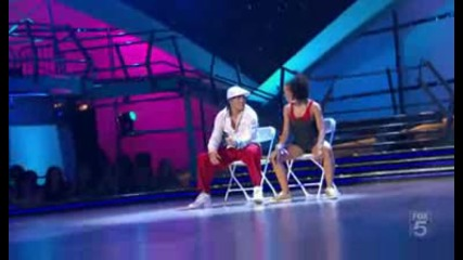 Dvd So You Think You Can Dance Season 3 Episode 12 Sabra and Dominic Hip - Hop ( Ne Yo - Make It )