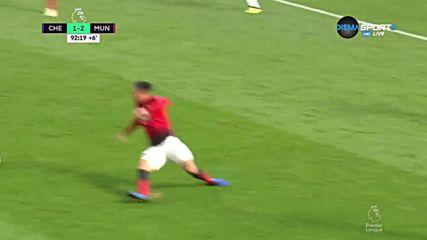 Челси - Манчестър Юнайтед 2:2 /репортаж/