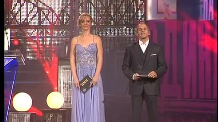 Спортист на годината 2012 - отбор № 1 - Нац. мъжки волейболен отбор