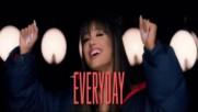 Ariana Grande - Everyday ft. Future (lyric video)