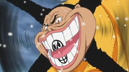 [бг субс] One Piece - Епизод 621 Върховно Качество