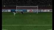 Penalty-bulgaria vs Barcelona