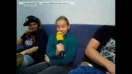 Tokio Hotel Интервю