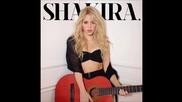 Shakira - Dare ( La La La ) ( Audio )