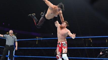 Humberto Carrillo vs. Buddy Murphy: WWE 205 Live, Jan. 15, 2019