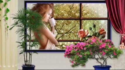Зима зад прозореца! ... (музика - Раймонд Паулс) ...