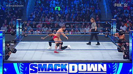 The Usos vs. The Revival: SmackDown, Jan. 17, 2020